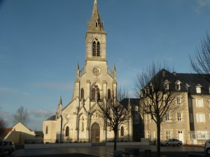 basilica of Our Lady of the Sacred Heart Issoudun