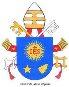 wapen-paus-franciscus